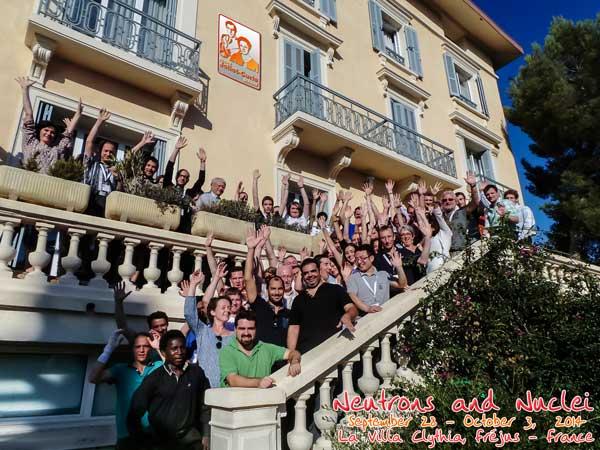 Groupicture EJC2014